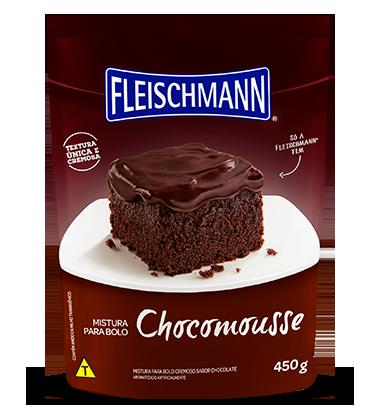 Mistura para bolo Chocomousse
