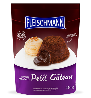 Mistura para bolo Petit Gâteau